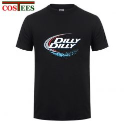 Adult Apparel Philadelphia Dilly Dilly Splash T shirt men Underdog Funny men s T shirt homme