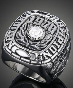 Alabama Crimson Tide 1978 Championship Ring