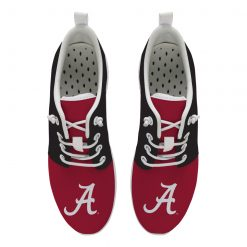 Alabama Crimson Tide Customize Low Top Sneakers College Students