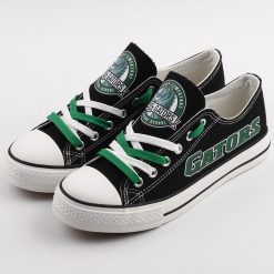 Allegany Gators Limited High School Low Top Canvas Sneakers
