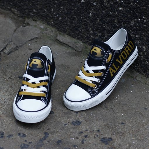 Alvord High School Limited Low Top Canvas Sneakers
