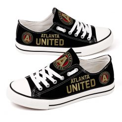 Atlanta United FC Canvas Shoes Sport