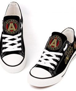 Atlanta United FC Canvas Shoes Sport