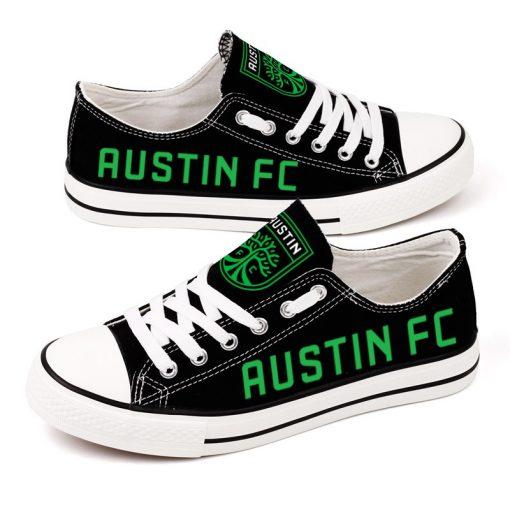Austin FC Canvas Shoes Sport