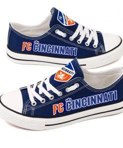 FC Cincinnati Canvas Shoes Sport