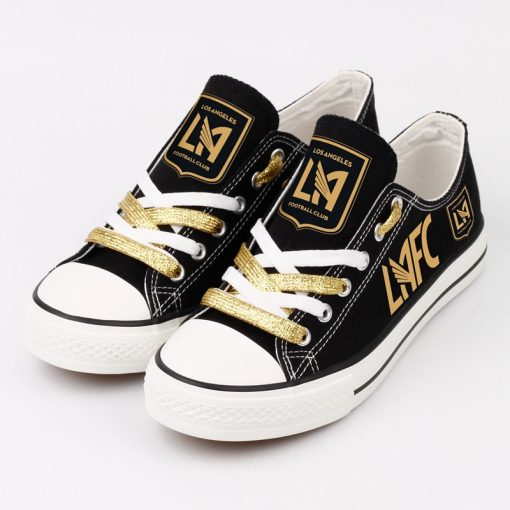 LAFC Printed Canvas Shoes Sport