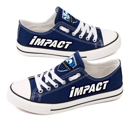 Montreal Impact Canvas Shoes Sport