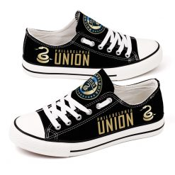 Philadelphia Union Canvas Shoes Sport