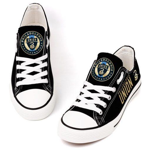 Philadelphia Union Canvas Shoes Sport