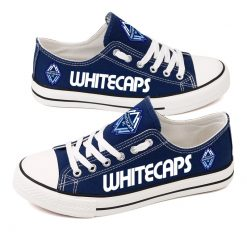 Vancouver Whitecaps Canvas Shoes Sport