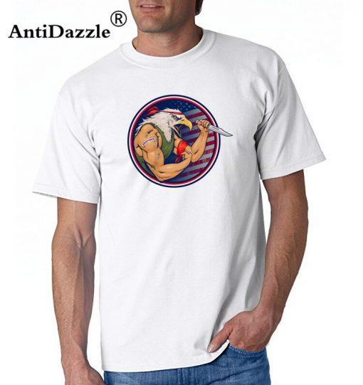 Antidazzle Men Strong Philadelphia Extreme Eagle T shirt Clothes T Shirt Men s for Eagles fans