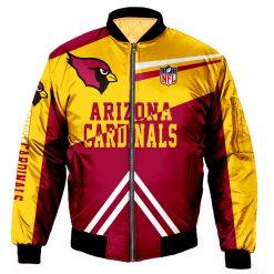 Arizona Cardinals Air Force One Flight Jacket