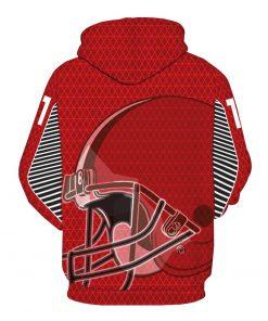 Arizona Cardinals Football Fans Hoodies Streetwear