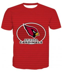 Arizona Cardinals Football Casual T-Shirt