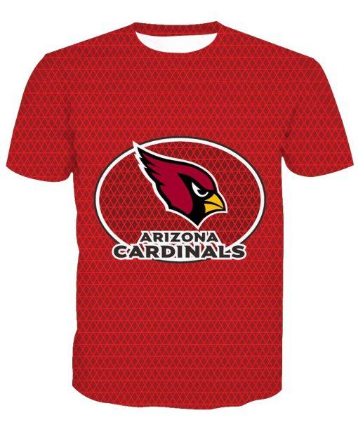 Arizona Cardinals Football Casual T-Shirt