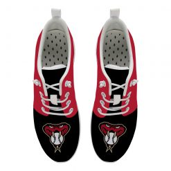 Arizona Diamondbacks Custom Print Sport Sneakers