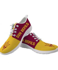 Arizona State Sun Devils Customize Low Top Sport Sneakers College Students