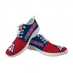 Arizona Wildcats Customize Low Top Sneakers College Students