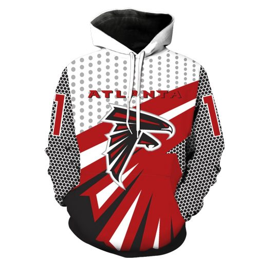 Atlanta Falcons Fans Hoodies