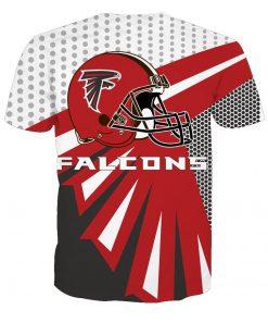 Atlanta Falcons Fans Casual T-Shirt