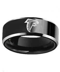 Atlanta Falcons Tungsten Rings DIY