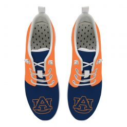 Auburn Tigers Customize Low Top Sneakers College Students