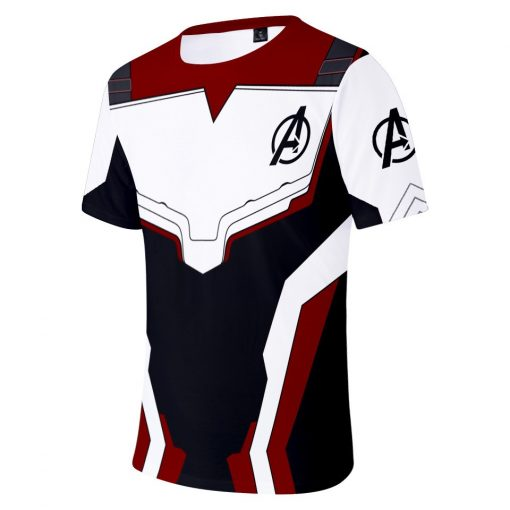 Avengers Endgame Cosplay T-shirt