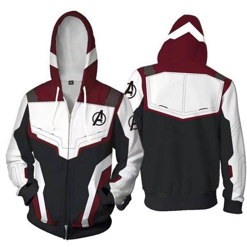 Avengers Endgame Costumes Quantum Realm Jacket