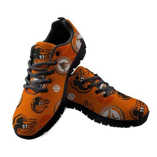 Baltimore Orioles Custom Running Shoe