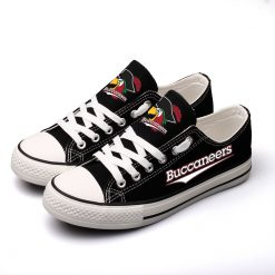 Barry Buccaneers Limited High School Low Top Canvas Sneakers