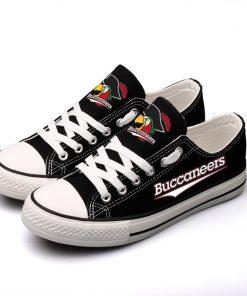 Barry Buccaneers Limited High School Low Top Canvas Sneakers
