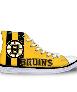 Boston Bruins Lace-Up Shoes Sport