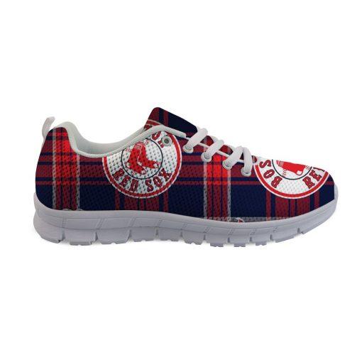 Boston Red Sox Custom 3D Running Shoe