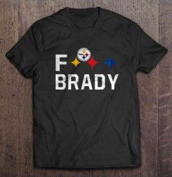 Brady Pittsburgh Streetwear Harajuku 100 Cotton Men S Tshirt Steelers Tshirts