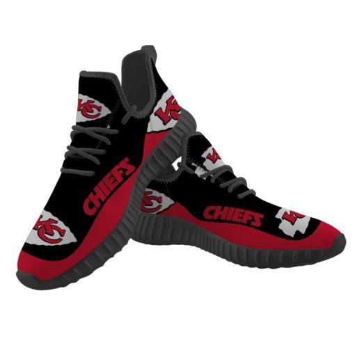 Men Women Running Shoes Customize Kansas City Chiefs