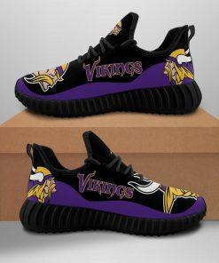 Men Women Running Shoes Customize Minnesota Vikings