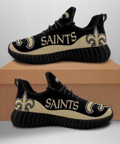 Men Women Running Shoes Customize New Orleans Saints