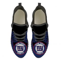 Men Women Running Shoes Customize New York Giants