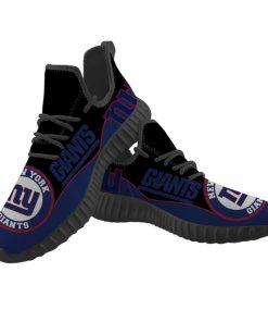 Men Women Running Shoes Customize New York Giants