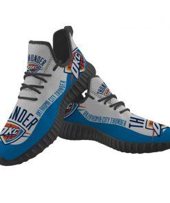 Men Women Running Shoes Customize Oklahoma City Thunder