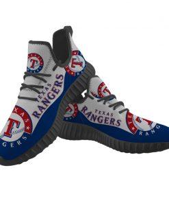 Men Women Running Shoes Customize Texas Rangers