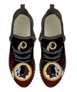 Men Women Running Shoes Customize Washington Redskins