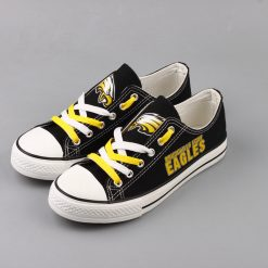 Bruceville Eddy Eagles Limited High School Students Low Top Canvas Sneakers
