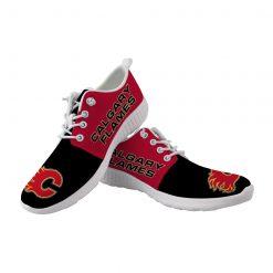 Calgary Flames Custom Shoes Sport