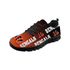 Cincinnati Bengals Custom 3D Print Running Sneakers