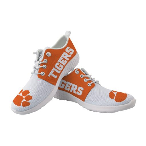 Clemson Tigers Customize Low Top Shoes Sport