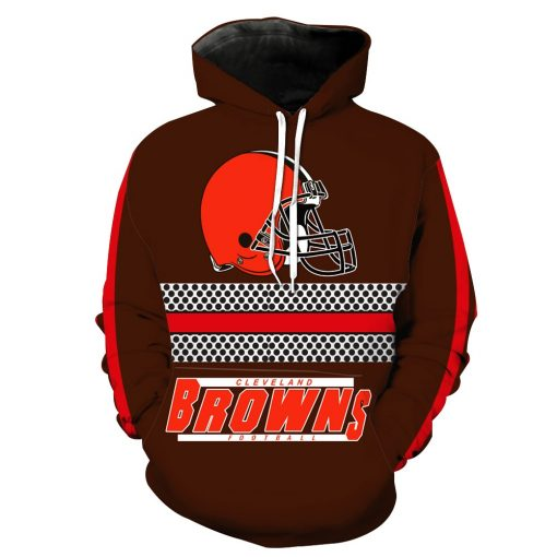 Cleveland Browns Football Fans Hoodies