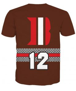 Cleveland Browns Football Casual T-Shirt
