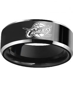 Cleveland Cavaliers Tungsten Rings DIY
