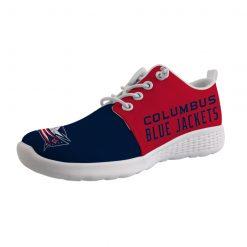 Columbus Blue Jackets Flats Wading Shoes Sport